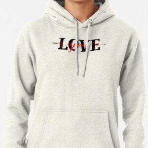 Valentine pullover hoodies