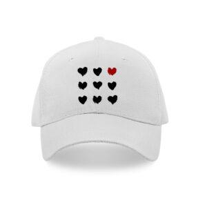 Valentine's caps