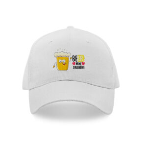 High quality cap with printed designs