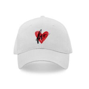Love valentine's day caps