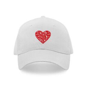 Adjustable white caps