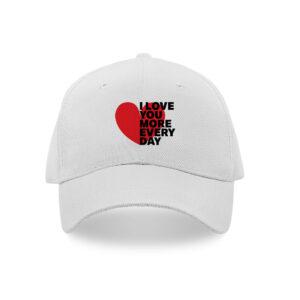 Valentine's special caps