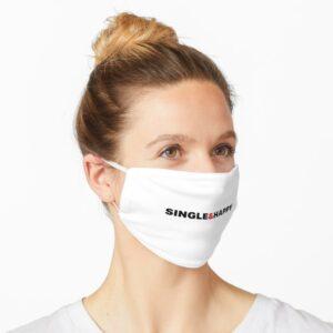 Single & happy face mask