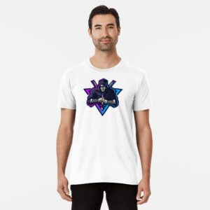Relaxed fit t-shirts for casual wear